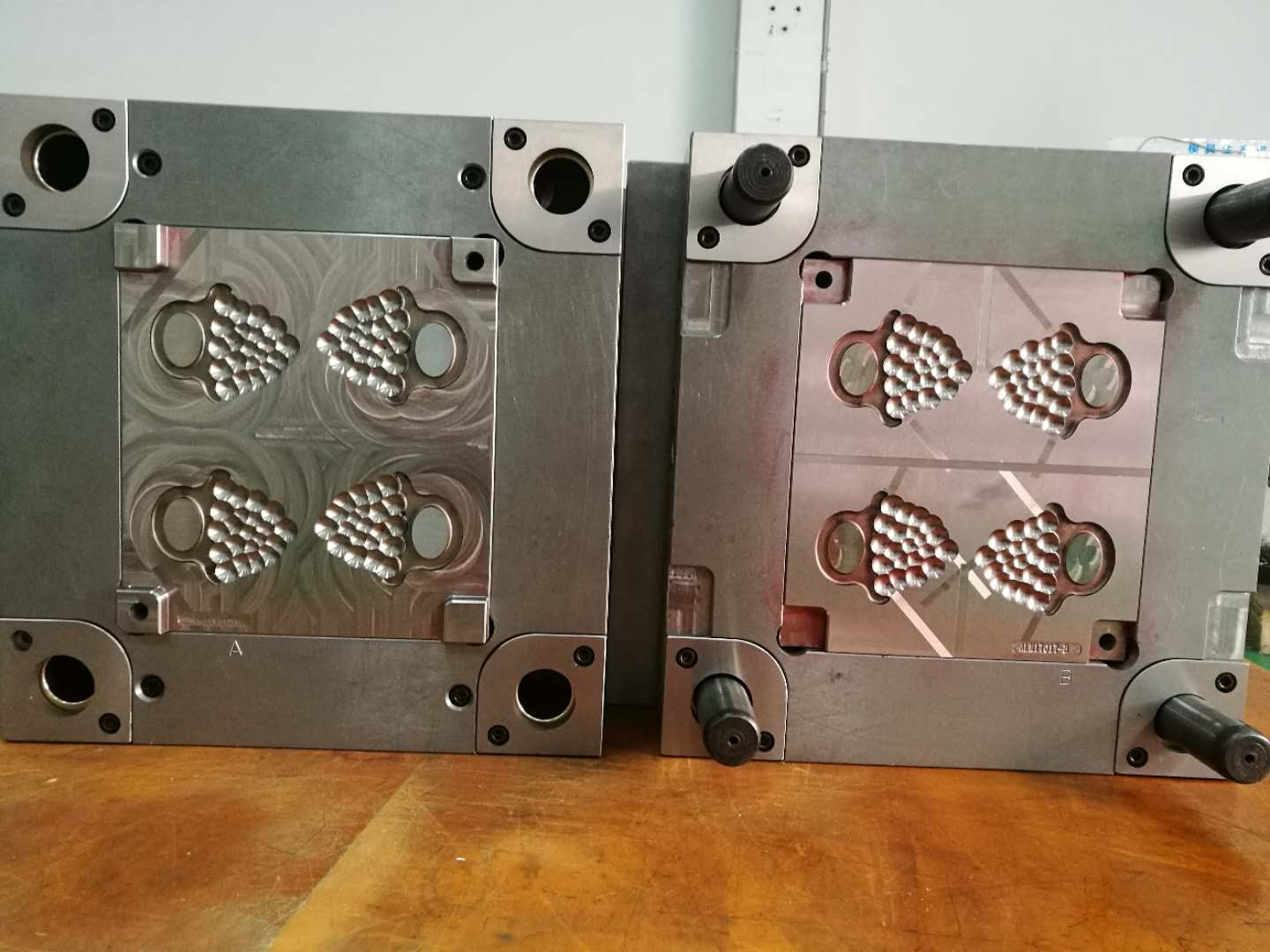 LSR teether mould