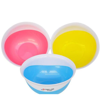 Double color plastic products